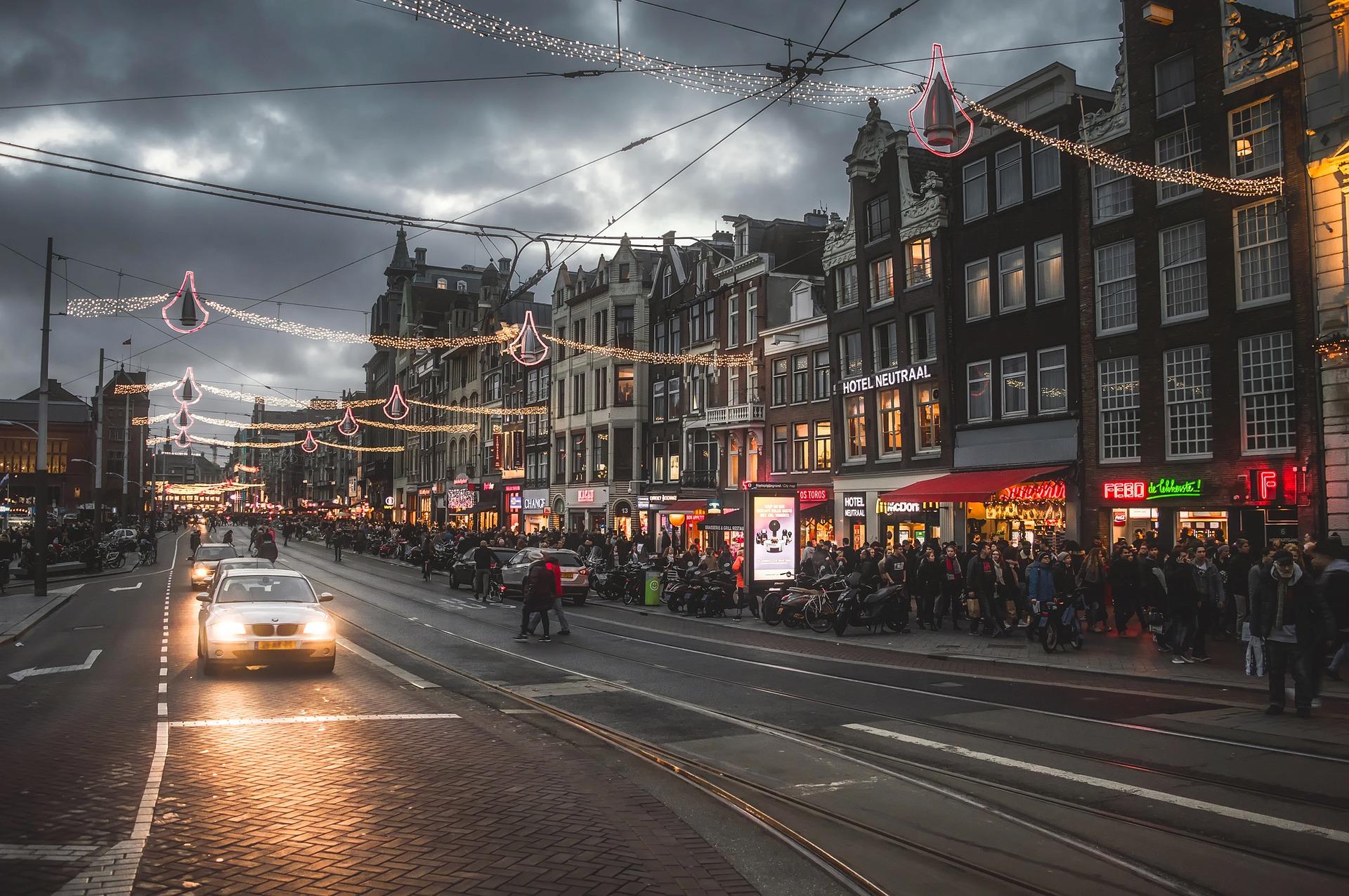 """""""Sinterklaas""""& """"Swarter Piet"""" -Weihnachten in den Niederlanden"""