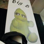 Banner: BigB aus Beckum wagt sich per Weihnachtsmarkt ganz offline an die Öffentlichkeit!