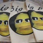 Taschen: BigB aus Beckum wagt sich per Weihnachtsmarkt ganz offline an die Öffentlichkeit!